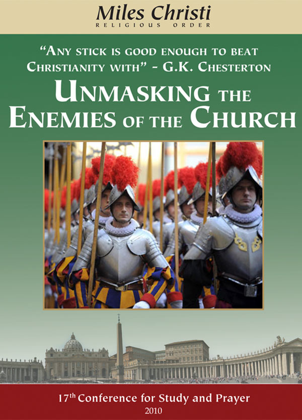 Unmasking the Enemies of the Church