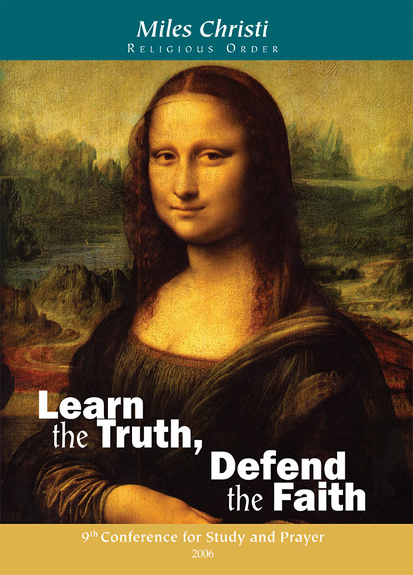 Learn the Truth, Defend the Faith - The DaVinci Code