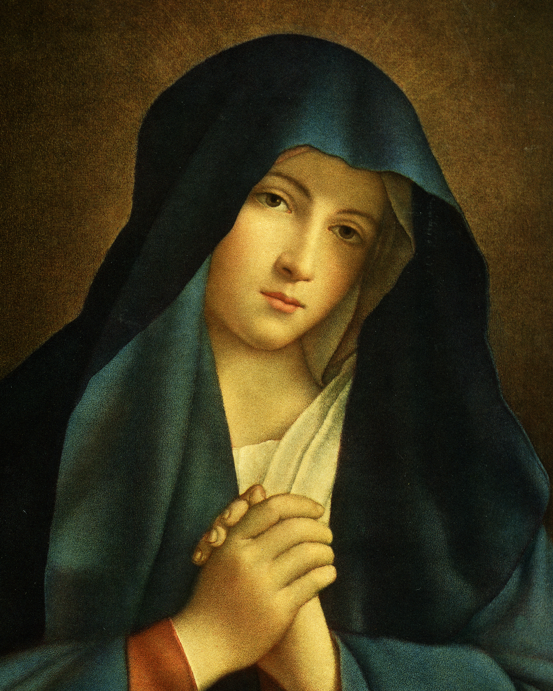 Mater Dolorosa, Cause of Our Joy
